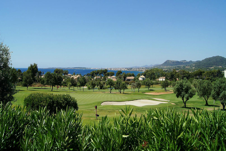 Property through real estate agents buy Vall Dor Golf and environment