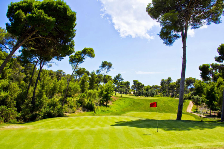 Son Servera Properties on Golf Course