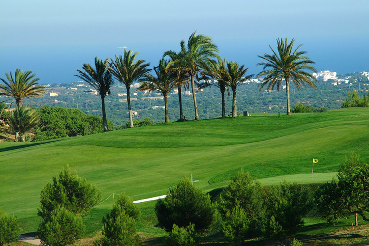 Property for sale on Golf Vall D'or in the southeast of Mallorca