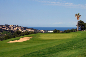 Property for sale on the golf course Golf Canyamel in Mallorca