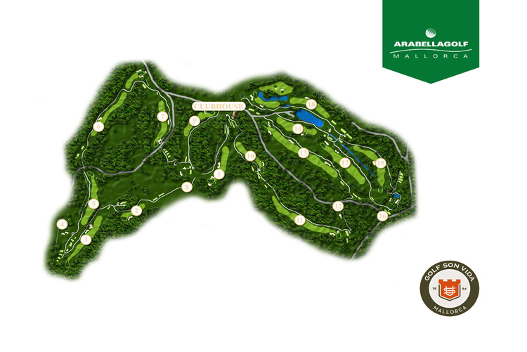 Buying real estate in the area to Arabella Golf Son Vida