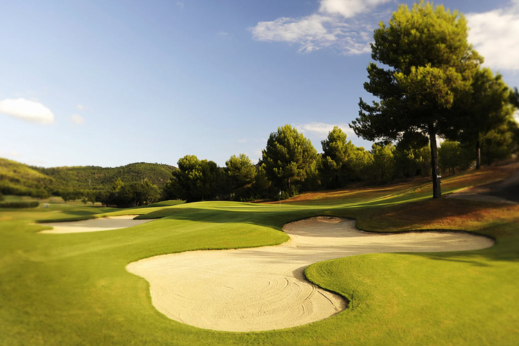 Golf Properties Malorca on the golf course Golf Canyamel