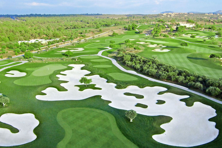 Son Gual Golf Properties for Sale Near