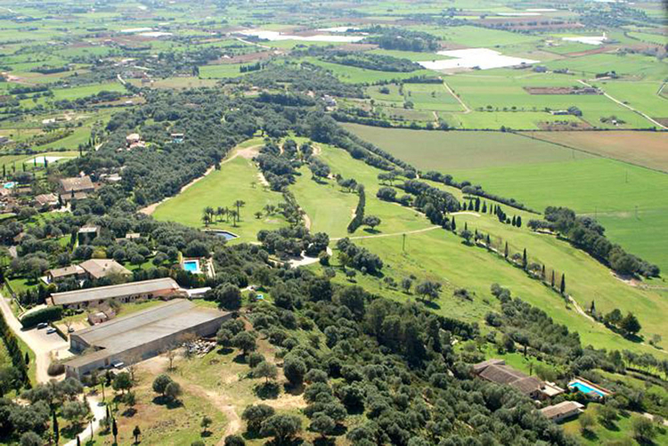 Golf Course Reserva Rotana property for sale in Manacor
