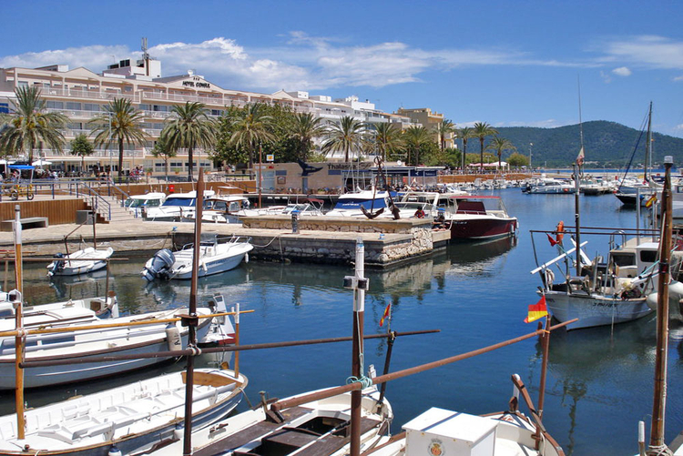 Port of Cala Bona property for sale in East of Mallorca