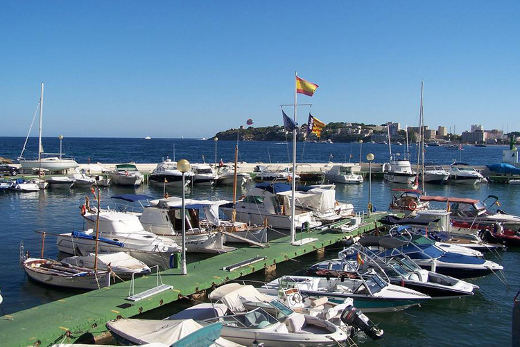 Palma Nova harbor interesting facts about the luxury marina in Mallorca