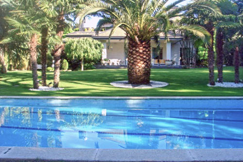 Luxury Villa Barcelona. Villa for sale in Bella Terra celebrities