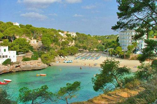 Cala Santanyi estate agents with property offers Mallorca Southeast