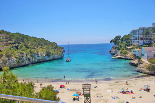 Cala Santanyi long term rental property in Mallorca