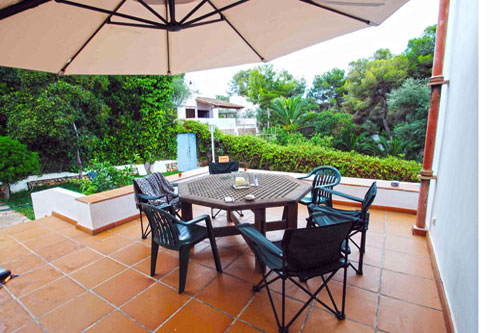 Cala Dor oldtown villa on the beach for sale in Mallorca