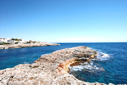 Mallorca real estate, ocean view property for sale in Cala Dor