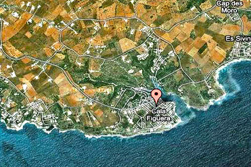 Land for Sale deals Mallorca Cala Figuera property offers Santanyi