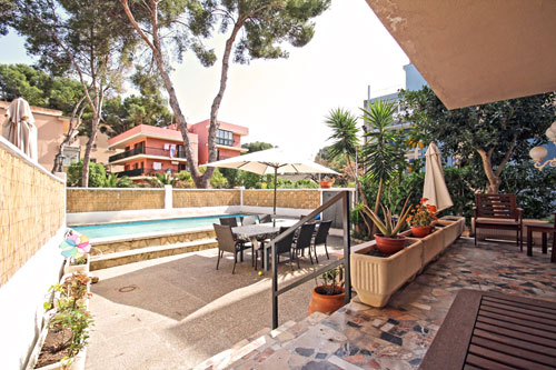 Can Pastilla Chalet with pool for sale in Palma de Mallorca