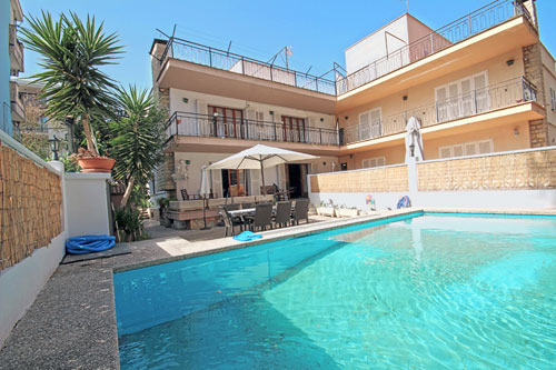 Can Pastilla property close buy on the beach in Mallorca