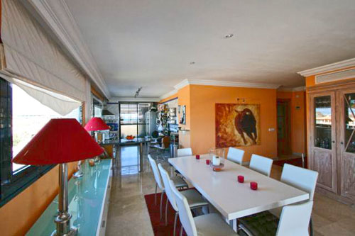 Es Portixol apartment with sea view for long term rental in Palma de Mallorca