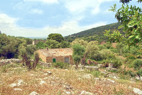 Finca for sale Mallorca, Property for sale in the mountains