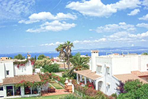 Bahia Azul house with sea view, estate agents in Palma