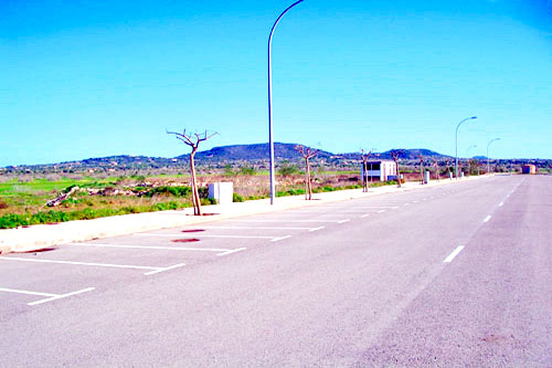 Mallorca Gerwerbegrundstück Buy commercial commercial real estate space