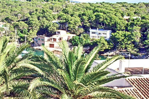 Cala Figuera, Majorca Hotel Bar Buy real estate properties for sale Santanyi
