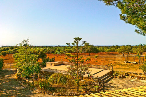 Finca in Cala Pi for sale with lots of land and sea in Vallgonera