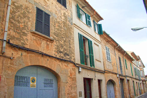 Town house for sale Llucmajor Mallorca Property Village house real estate broker