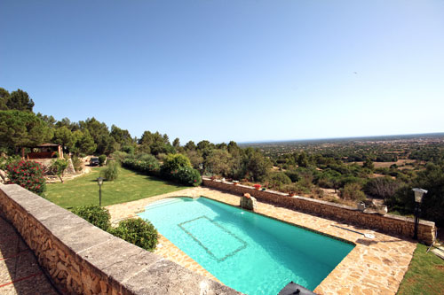 Llucmajor fincas and property as Land For Sale in the South of Mallorca