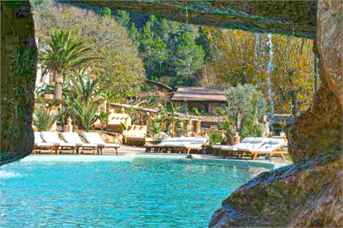 To sell commercial real estate and hotels Majorca