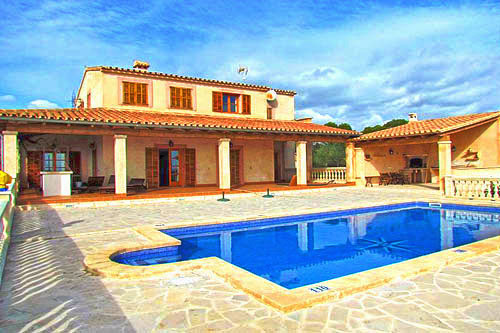 Porto Colom villas for sale villas with sea views in Mallorca Finca new real estate agent
