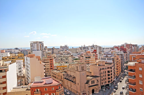 Penthouse in Palma de Mallorca for sale at Plaza Madrid