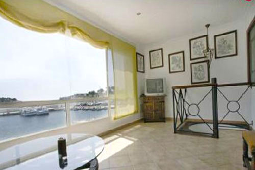 Portopetro property with sea views in the southeast of Mallorca buy