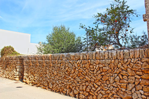 Santanyi Plot for two homes for sale in Mallorca