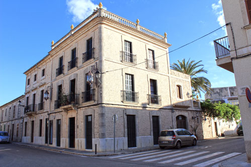 Santanyi property such as townhouses or apartments for sale in Mallorca