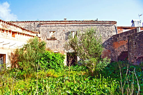 Estate Agents Mallorca Santanyi ruin Immobilienagebote town houses Village
