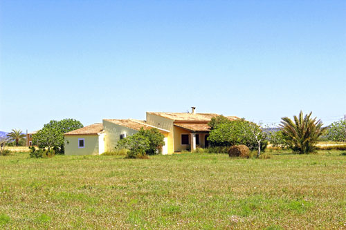 Majorca real estate homes Mallorca Ses Covetes Es Trenc Finca Fincas for sale