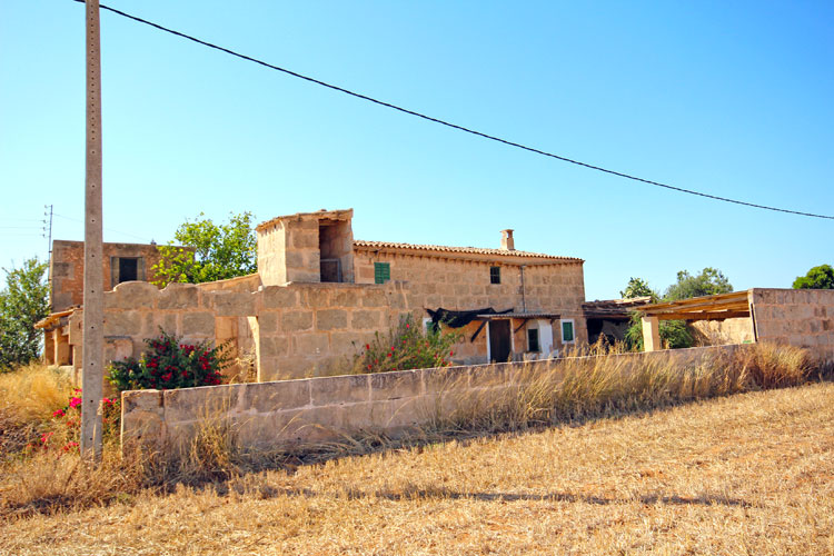 Ses Covetes Rural Homes for sale in South East of Mallorca