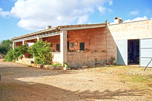 Finca for sale in Mallorca Felanitx villa Son Mesquida Property