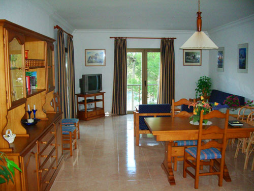 Holiday home in Cala Figuera for rent
