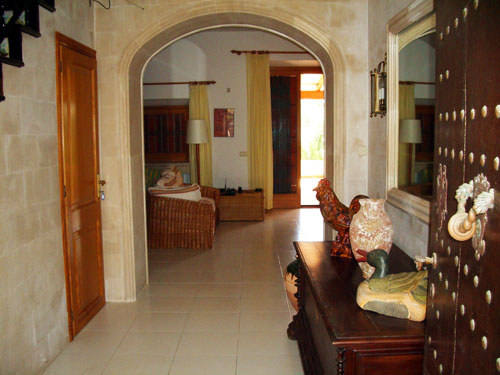 Holiday home in Cala Mondrago for rent