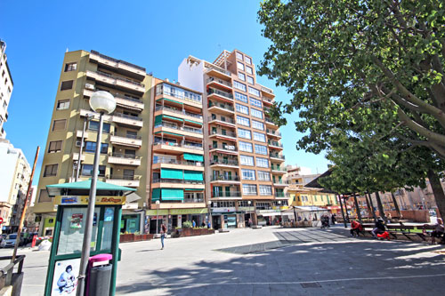 Apartment with large balcony for sale in Palma de Mallorca
