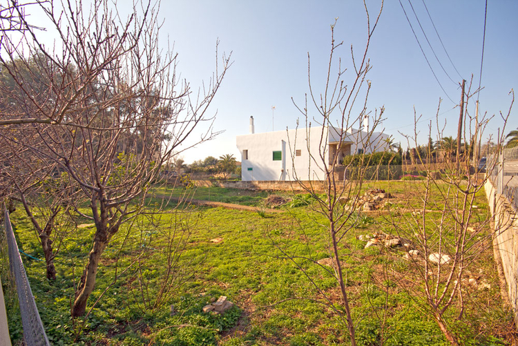 Plot for sale in S'Alqueria Blanca in Mallorca