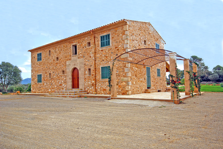 Finca for sale in Felanitx in the south east of Mallorca