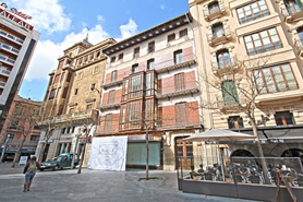 Palma de Mallorca Old Town apartment at Plaza Espanya for sale