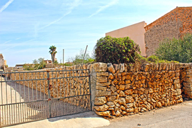 Santanyi building plots with planning permission for sale in Mallorca