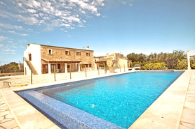 Finca for long term rental in the southeast of Mallorca