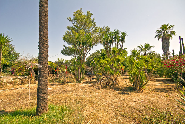 Finca overlooking the Tramontana for sale in Santa Eugenia