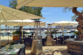 Restaurant in the port for rent in Palma de Mallorca