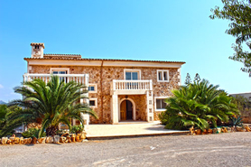 Santanyi Long term rentals of villas and mansions in the southeast of Mallorca