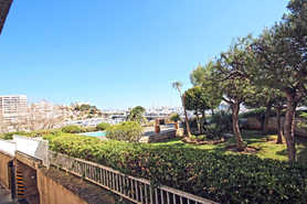 Palma de Mallorca sea view apartment on the Paseo Maritimo Buy