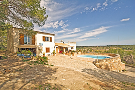 Porto Colom sea view houses for sale in Mallorca