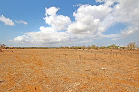 Ses Salines Plot of land for sale close to the place